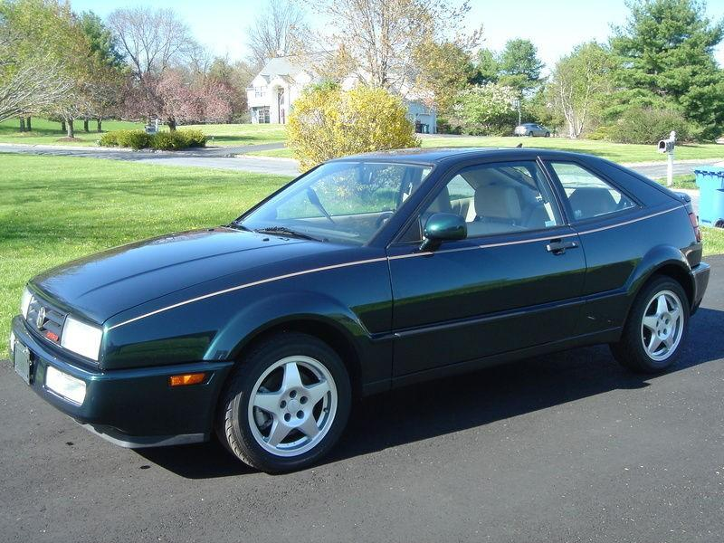 1993 volkswagen corrado vr6 like new 1993 volkswagen corrado car for sale in newport news va. Black Bedroom Furniture Sets. Home Design Ideas