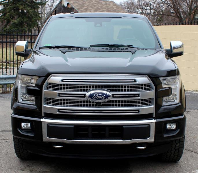 2015 Ford F-150 Platinum EcoBoost Fx4 Edition